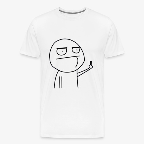 Fuck by Slaaw - T-shirt Premium Homme