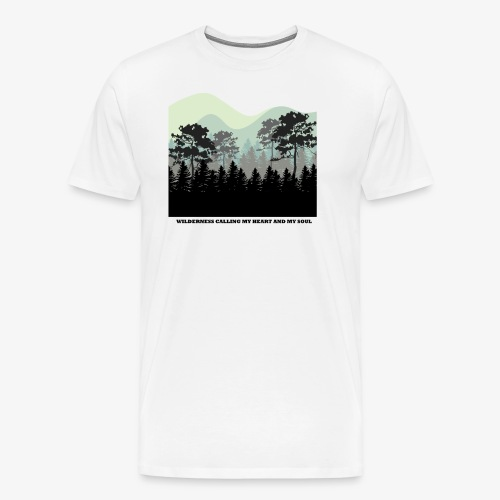 wearenature2 - Men's Premium T-Shirt