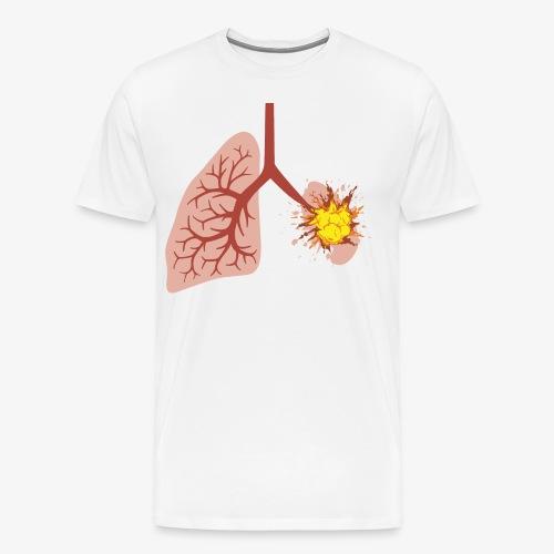Klaplongstamp - Mannen Premium T-shirt