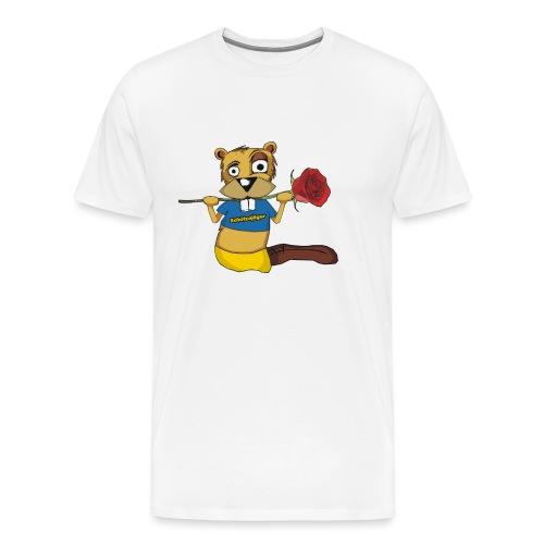 Biberacher Schützajäger - Männer Premium T-Shirt