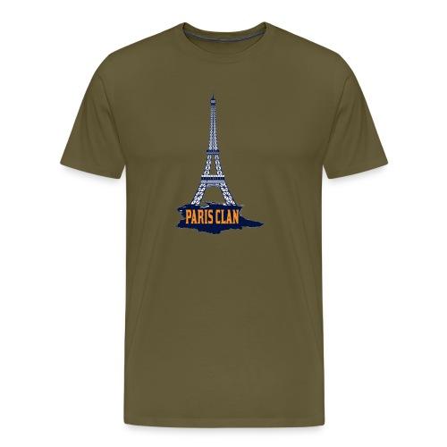 Paris Eiffel - Men's Premium T-Shirt