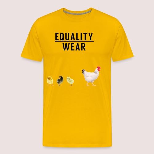 Small Chicken Edition - Men's Premium T-Shirt