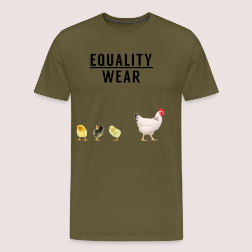 Small Chicken Edition - Men's Premium T-Shirt