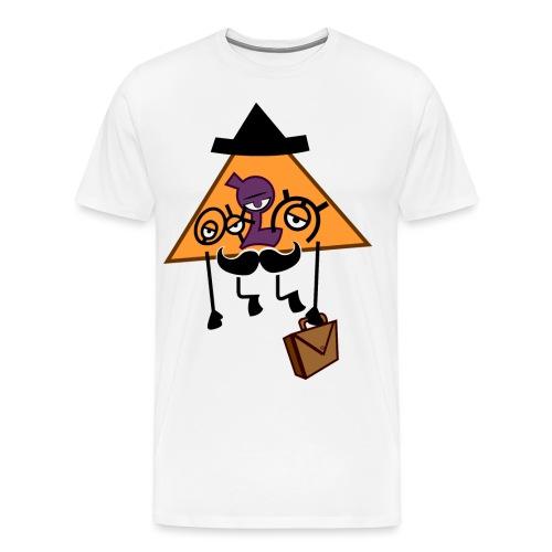 STICKER 03 TRANSP png - T-shirt Premium Homme