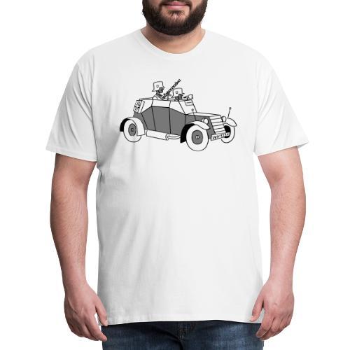 Kfz 13 - Männer Premium T-Shirt