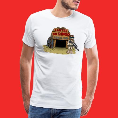 logo antre sans YT - Men's Premium T-Shirt