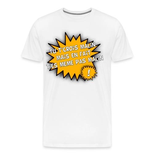 tshirt4 png - T-shirt Premium Homme