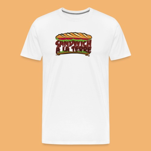 terre png - T-shirt Premium Homme