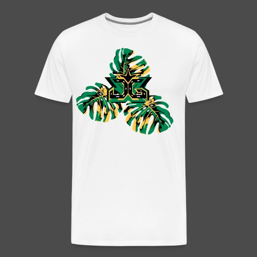 Leaf JG - Men's Premium T-Shirt