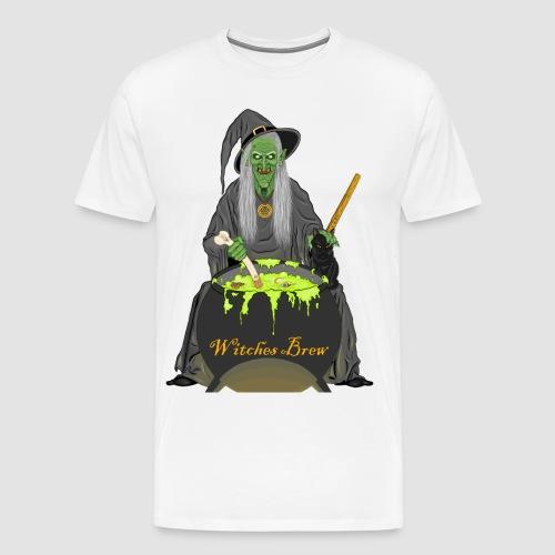 The Witch horror T-shirt - Men's Premium T-Shirt