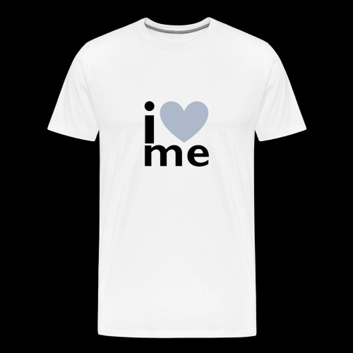 iLOVE clothing range - Men's Premium T-Shirt