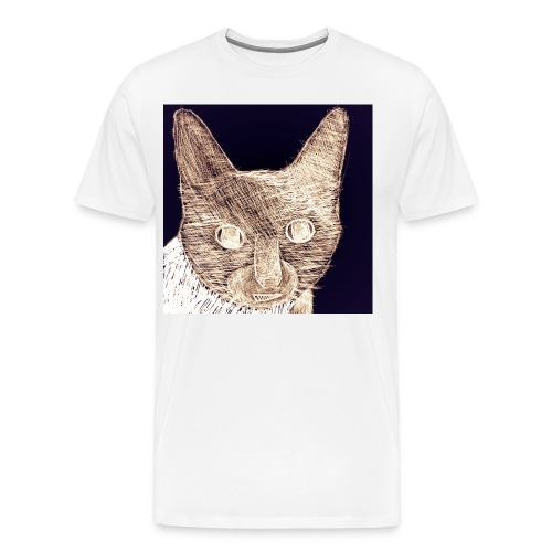 wet jpg - Männer Premium T-Shirt