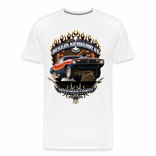 Barracuda Road Burn - Men's Premium T-Shirt