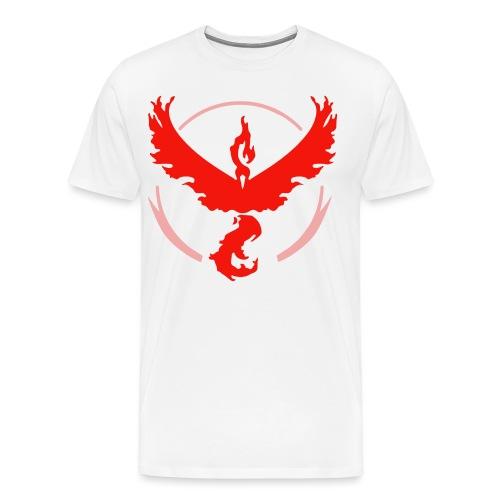 team-valor-border - Männer Premium T-Shirt