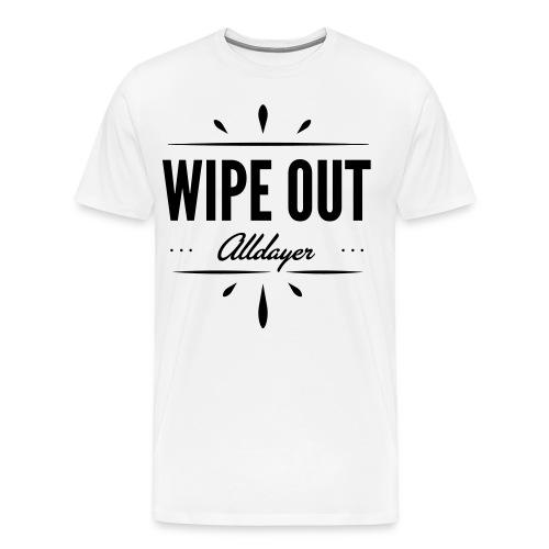 Wipe Out - Männer Premium T-Shirt