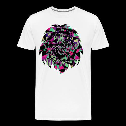 löwe2 - Männer Premium T-Shirt