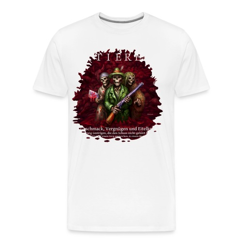 TIERE - Männer Premium T-Shirt