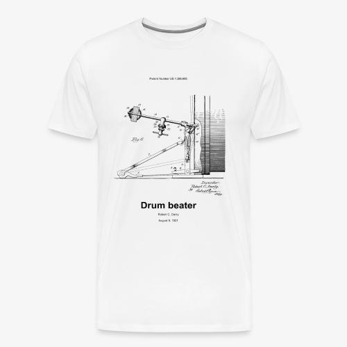 Drum beater - Männer Premium T-Shirt