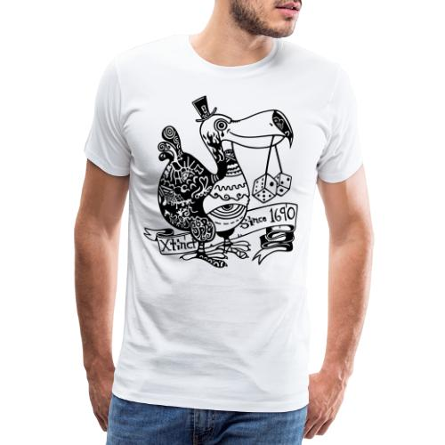 Dronte - Männer Premium T-Shirt