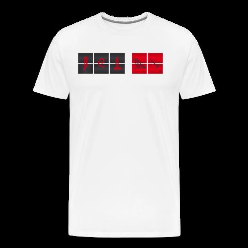 Counter - Camiseta premium hombre