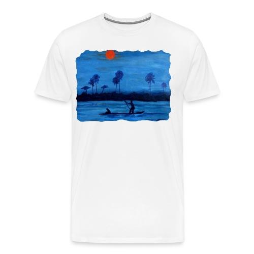 pecheur_bleu - T-shirt Premium Homme