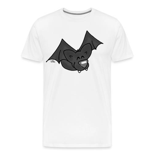 Flatterling - Männer Premium T-Shirt