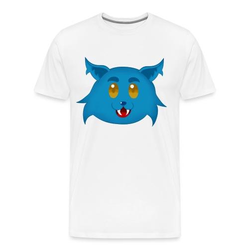Fluffi - Männer Premium T-Shirt