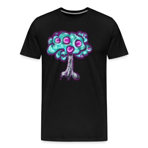 Neon Tree - Men's Premium T-Shirt