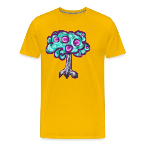 Neon Tree - Men's Premium T-Shirt