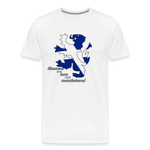 Bluenoses are Born - Men's Premium T-Shirt