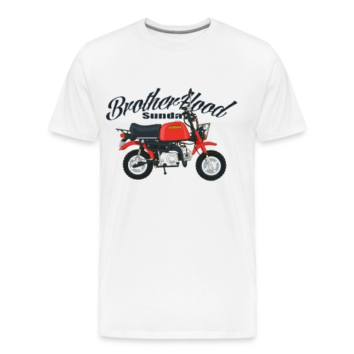 gorilla - T-shirt Premium Homme