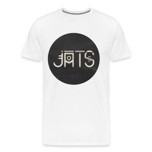 JATS indien circle - T-shirt Premium Homme