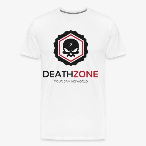 DeathZone Logo Avatar - Koszulka męska Premium