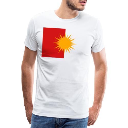Yeziden T-Shirt Ezidi,Shingal,Şingal - Männer Premium T-Shirt