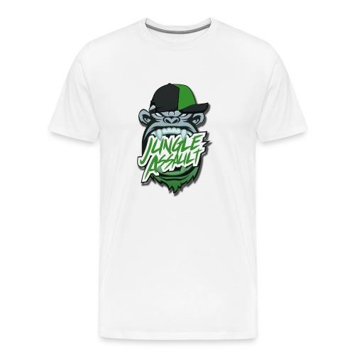 tete verte png - T-shirt Premium Homme