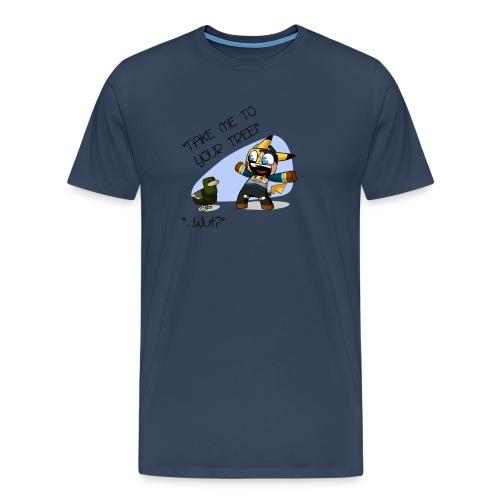 12 - Men's Premium T-Shirt