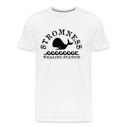 Sromness Whaling Station - Men's Premium T-Shirt