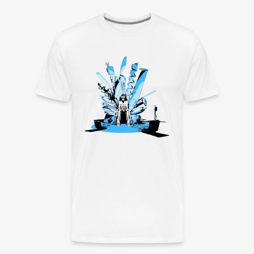 gameofdrones - Men's Premium T-Shirt