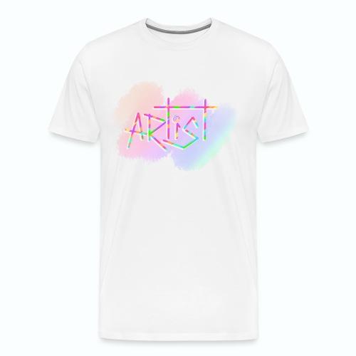 Artist in Colors - Camiseta premium hombre