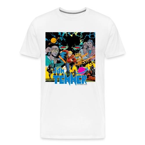 Jan Tenner Ein neuer Anfang - Männer Premium T-Shirt