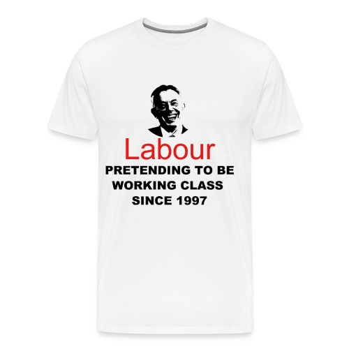 Labour - Men's Premium T-Shirt