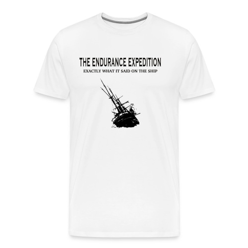 Exactly Endurance - Men's Premium T-Shirt