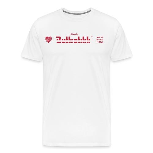 Buttrstikk Bar - Männer Premium T-Shirt