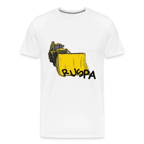 ruspa - Maglietta Premium da uomo