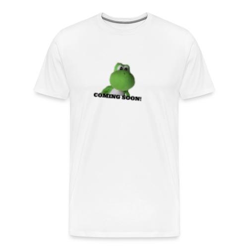 yaa2 png - Men's Premium T-Shirt