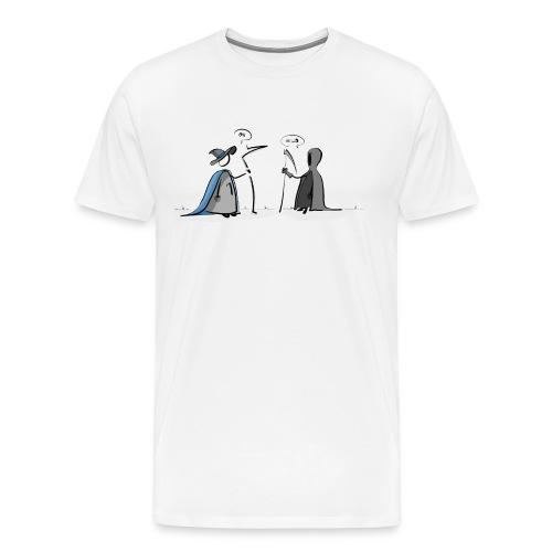 Mathemator the meeting - Männer Premium T-Shirt