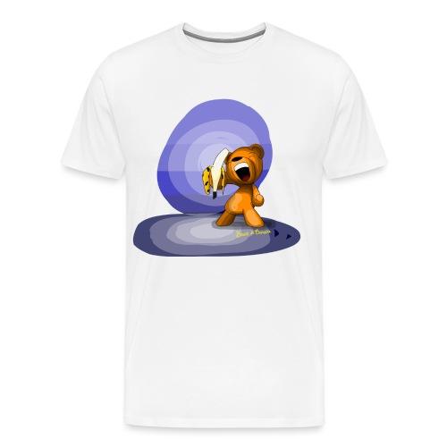 Bear Banana - T-shirt Premium Homme