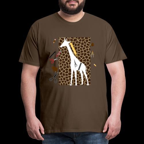 MAMA GIRAFE - T-shirt Premium Homme