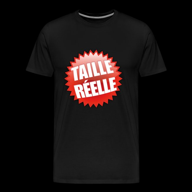 TAILLE REELLE