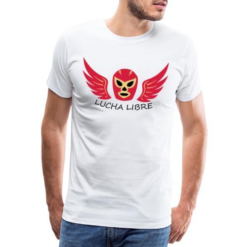 Lucha Libre - T-shirt Premium Homme